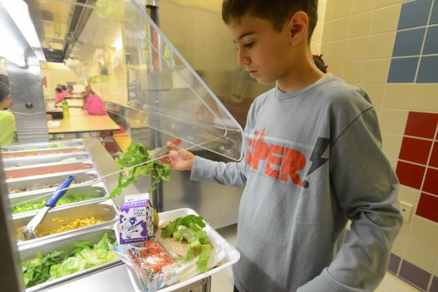 NY School Goes Vegetarian, Student Test Scores Improve