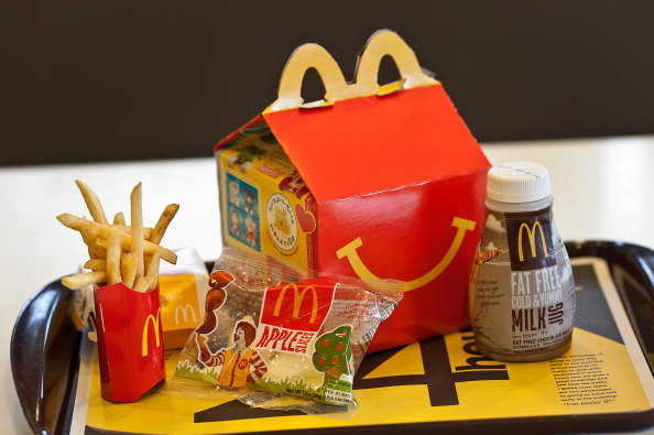 How Saying No to McDonald's Might Lead to Dad Losing Custody