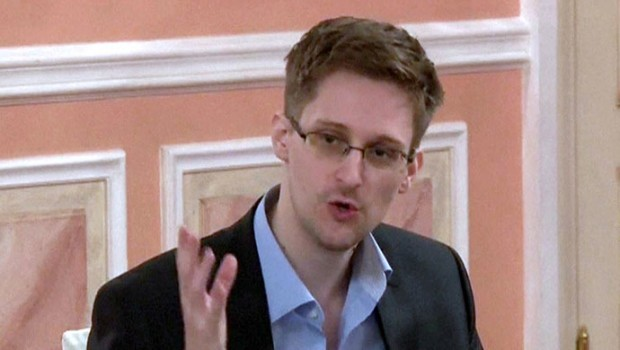 RUSSIA-US-INTELLIGENCE-SNOWDEN