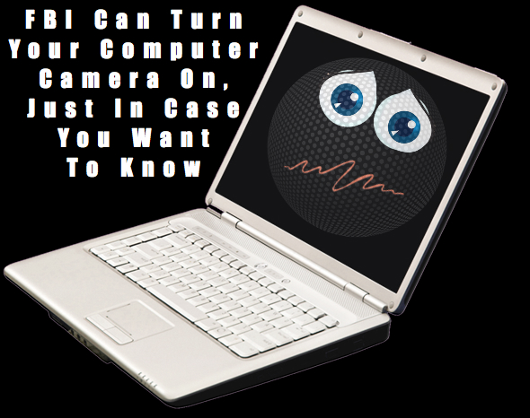 how to use laptop as spy camera
