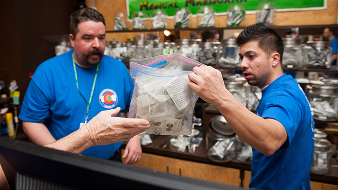 Stock in Marijuana Companies Skyrocket After Colorado Sells $1 Million on First Day