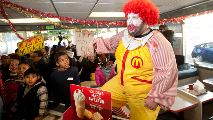 McDonald's asks Employees To Avoid Burgers and Fries