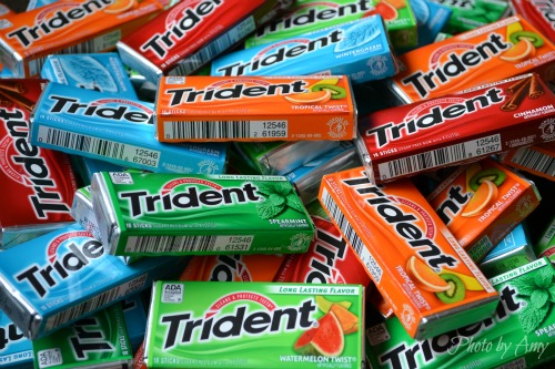 Nearly All Gum and Candy Contain Either Toxic GMO Corn Syrup or Nerve Disrupting Aspartame