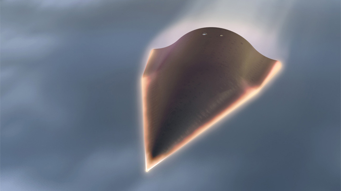China Tests New Hypersonic Glide Vehicle Supersonic-china-delivery-vehicle.si_