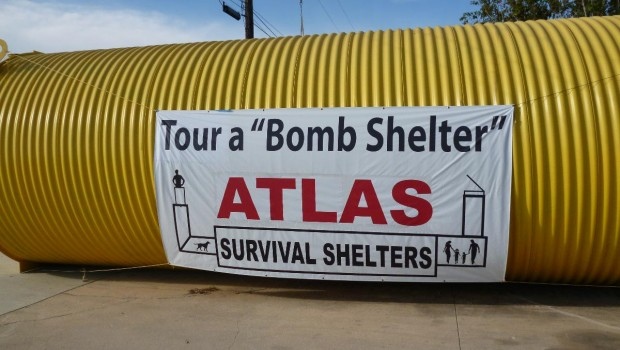 Atlas Shelter Tour