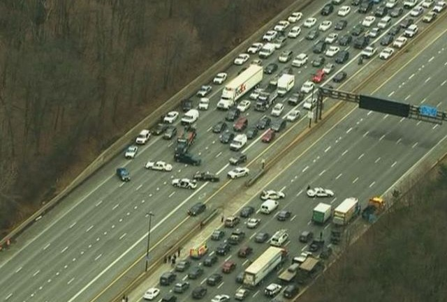 Martial Law Cannot Be Far Away Now! Massive Car To Car Warrantless Search In DC Region