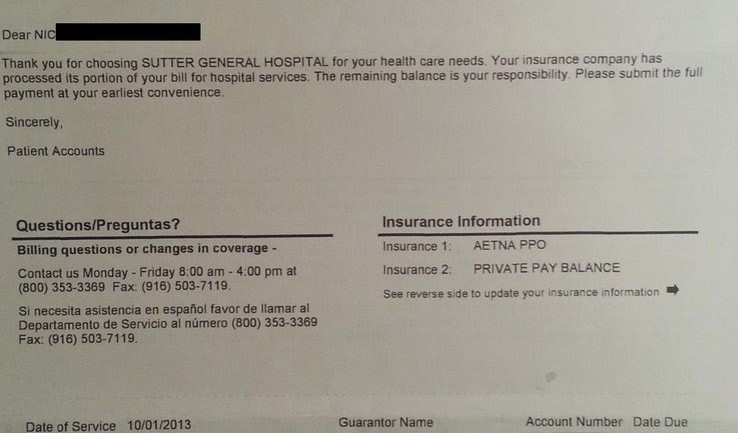 Some Guy Posted His Hospital Bill Online. You'll See Why Everyone's Talking About It