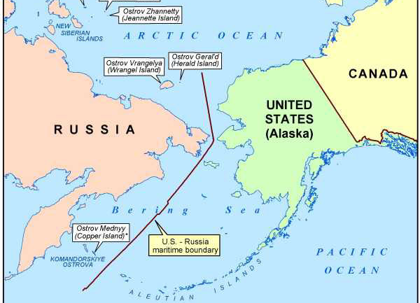 Tens of Thousands Sign Petition to Reunite Alaska With Russia
