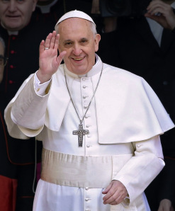 Shocking: There Is No Hell Fire; Adam & Eve Not Real — Pope Francis Exposes . Francis