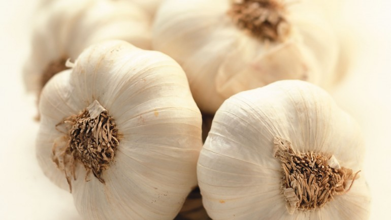 Garlic & Onion Filters Out Heavy Metals