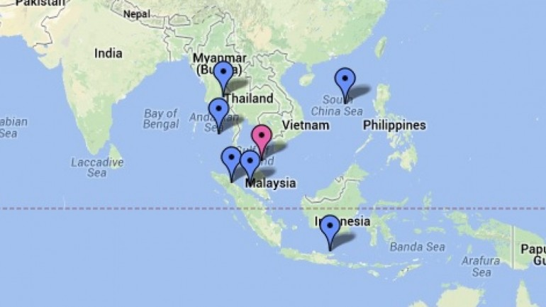 Six Other Planes Have Disappeared Near Malaysia Without A Trace