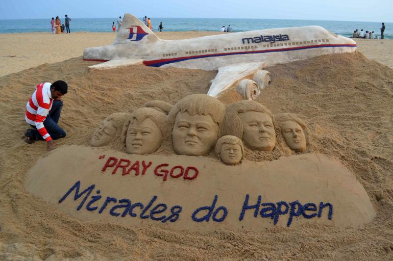 'Chinese Martyrs Brigade' Claims Responsibility For Flight 370 Missing-mh370-plane