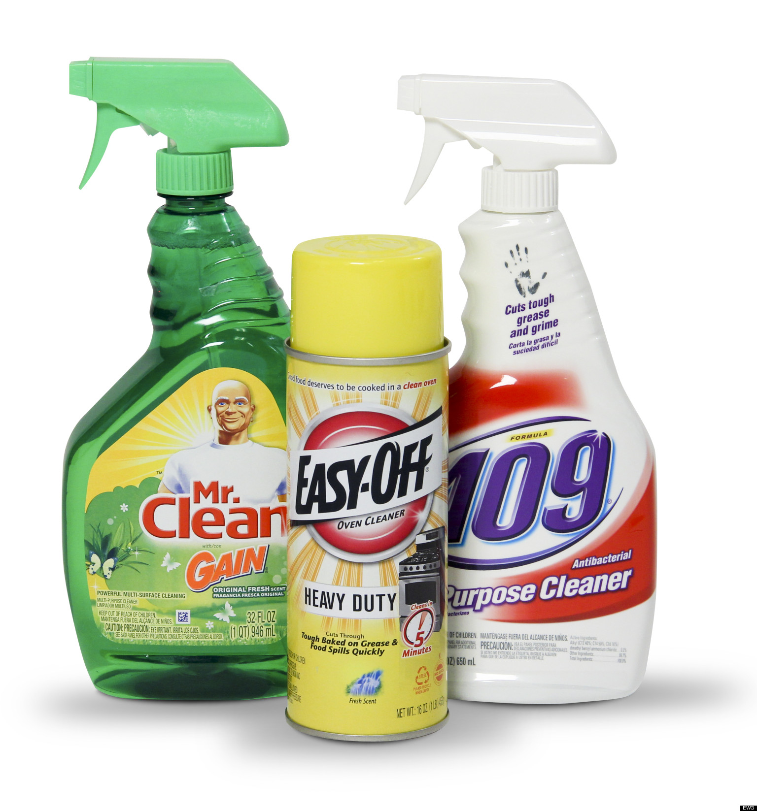Cleaning Products and Chemicals To Avoid