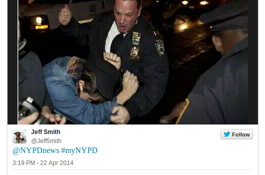 NYPD s hashtag campaign backfires horribly (3)