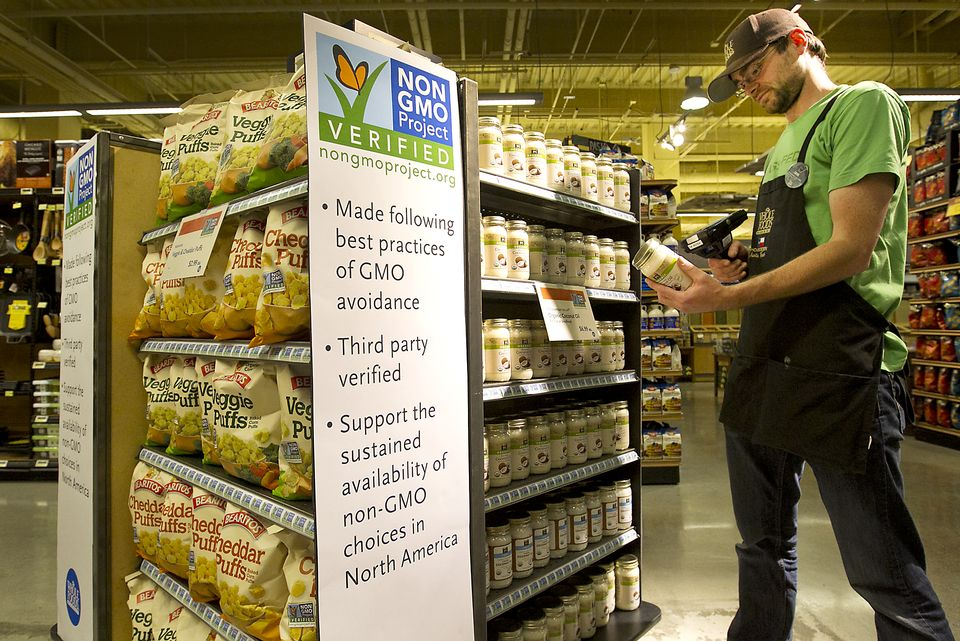 Whole Foods Plans to Label All Products Disclosing GMOs by 2018