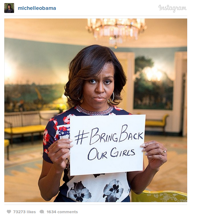 My husband kills kids with drones Michelle Obama s viral pic fuels anti drone campaign — RT USA
