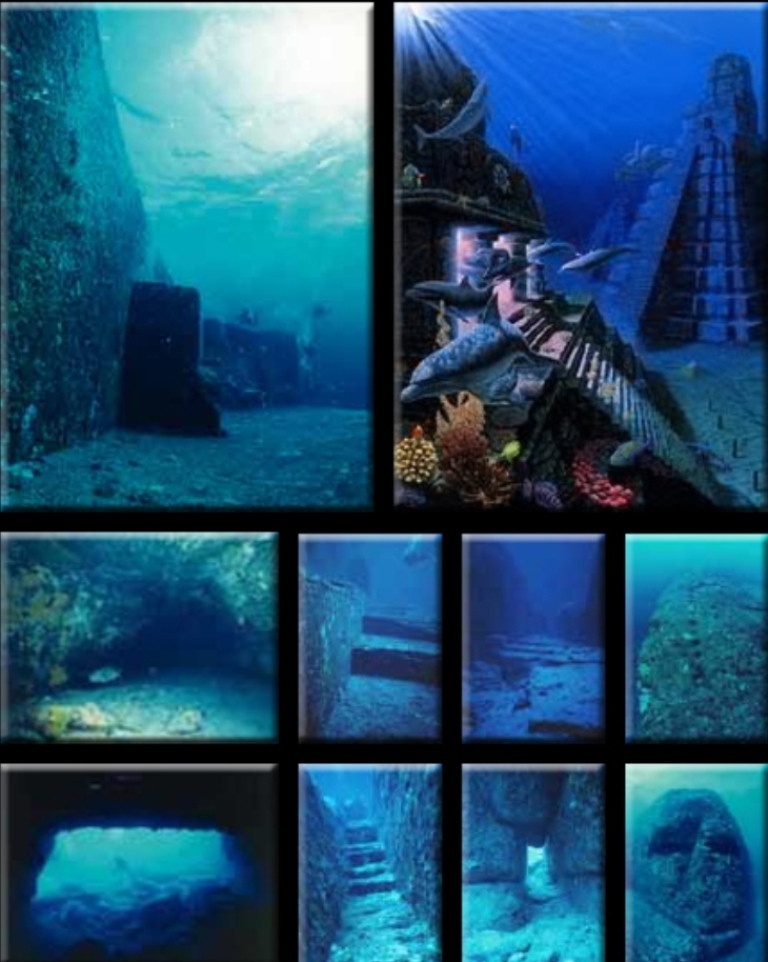 Evidence of Advanced Ancient Civilizations: Megalithic Underwater Structures in Japan, India, Cuba and N. America