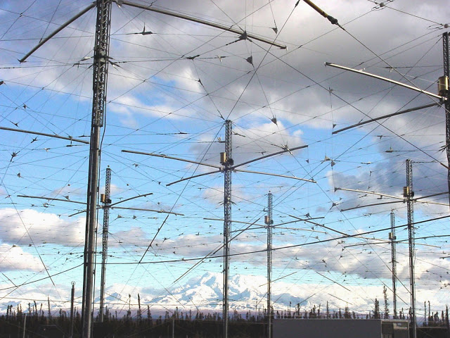 HAARP Confirmed Weather Manipulation Tool