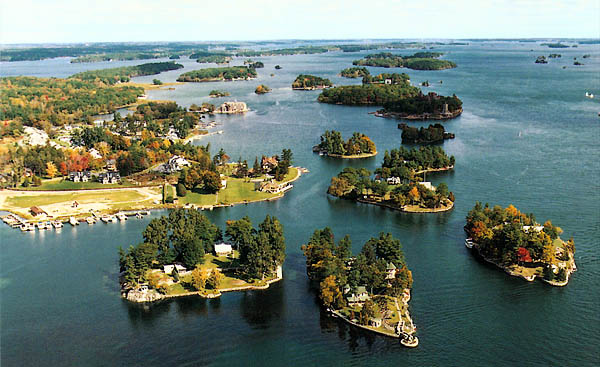 They Call It 1000 Islands Just Take A Look What Is There