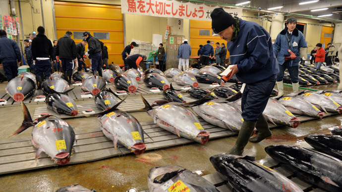 Radiation Level in Tuna off Oregon Coast Tripled After Fukushima Disaster