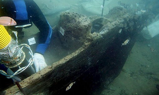2,000 Year-Old Shipwreck Discovered, Contains Natural Medicines