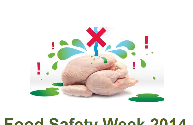 Never, Ever Wash Raw Chicken. Here's Why