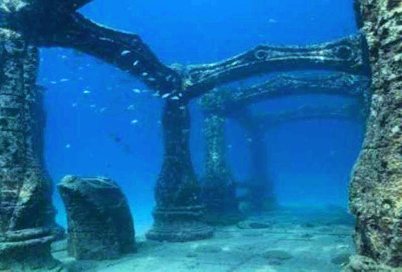 Five Mind Blowing Underwater Cities Port-royal