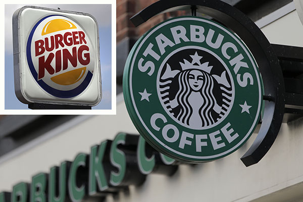Starbucks, Burger King and Papa John's Dragged in as China Food Scandal Spreads‏