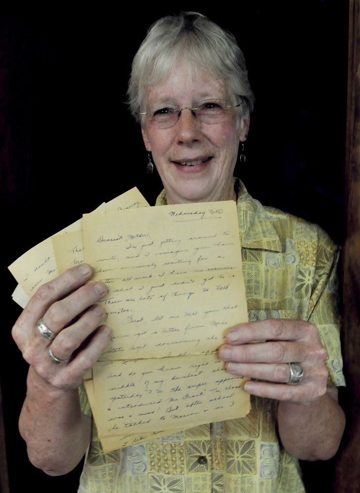 1931 Letter From a Daughter to Her Mother Turns up 83 Years Later