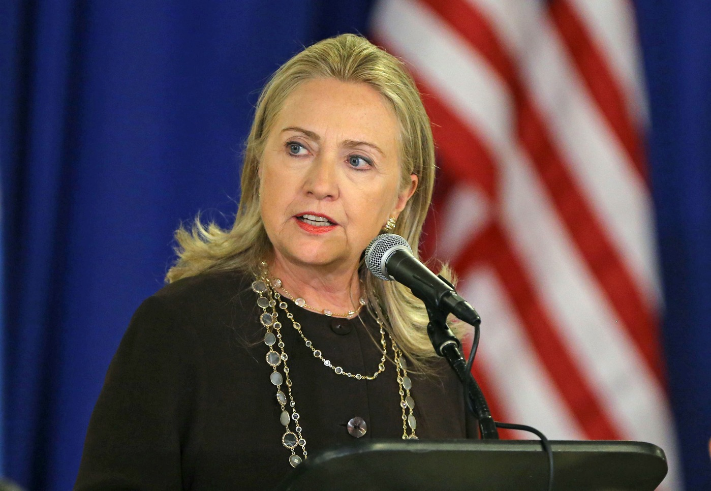 Hillary Clinton Says She Supports GMO