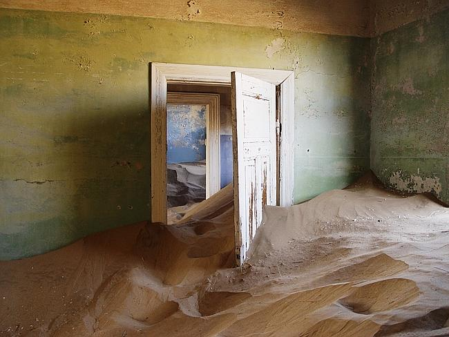 Abandoned Places And Why They Were Left Behind