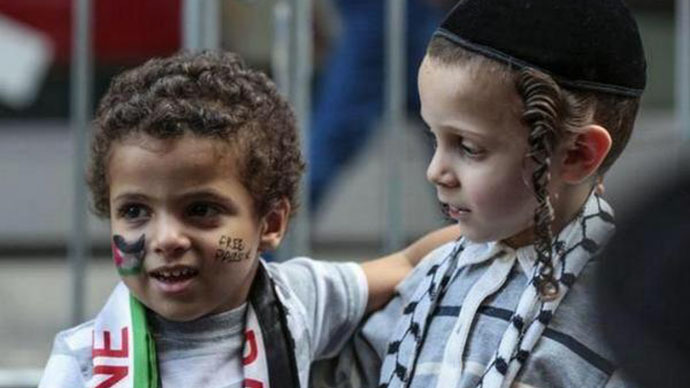 Jews and Arabs Refuse To Be Enemies: Social Media Campaign Goes Viral