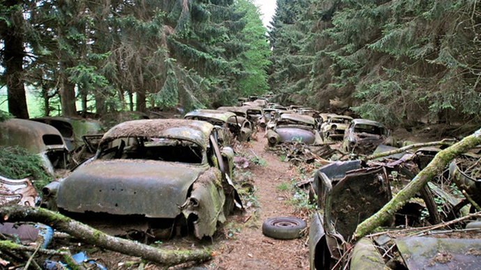 Are New Car Graveyards Real