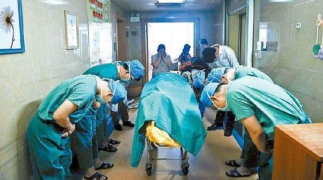 11-Year-Old Chinese Boy Donates Organs To Other Patients On Deathbed