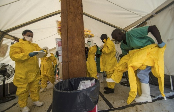 Ebola Outbreak May Already Be Uncontrollable