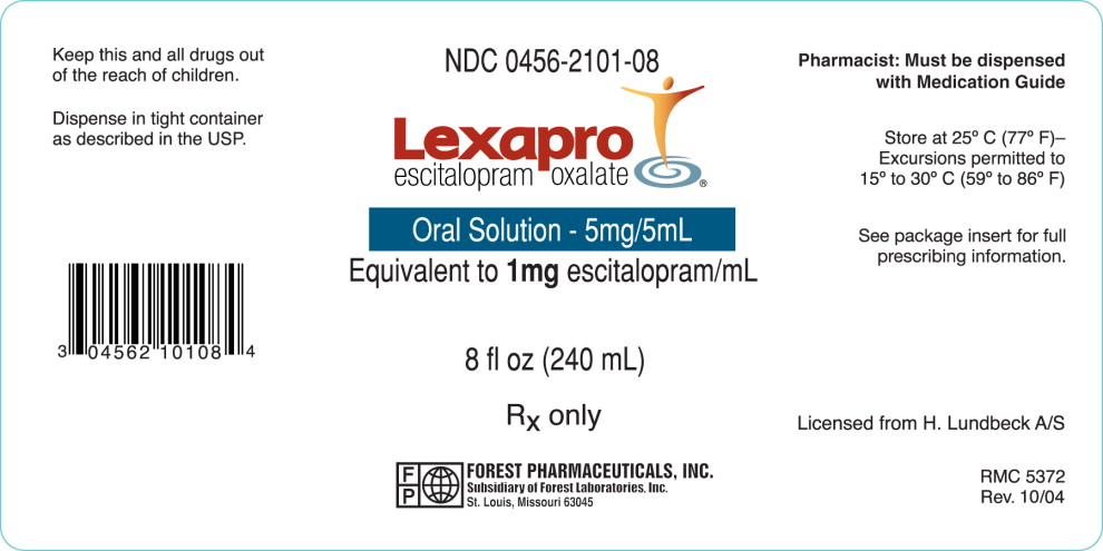 Lexapro Ingredients Exposed: You Won't Believe What This Drug is Really Made O‏