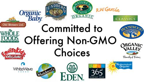 Over 400 Companies Who Aren't Using GMOs In Their Products