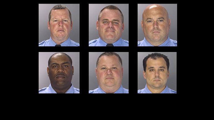 Six Philly Cops Indicted For Kidnapping, Extortion, Robbery