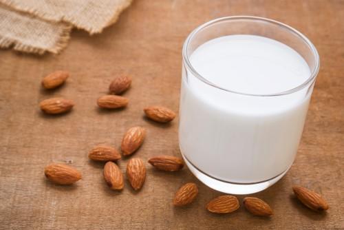 Lay Off The Almond Milk… Almond Milk is Kind of a Scam