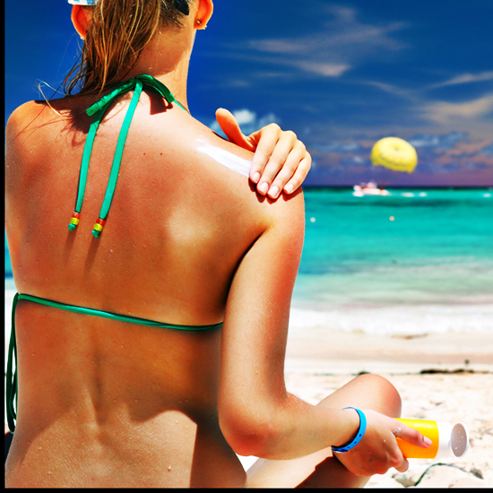 More Than Two-Thirds of Conventional Sunscreens Contain Harmful Chemicals