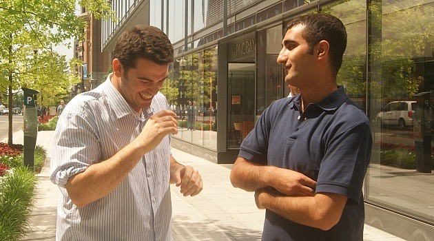 Israeli and Palestinian Roommates Find Common Ground — Far From Home