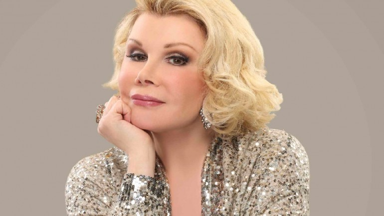 "Joan Rivers Rushed To Hospital, In ""Critical Condition"""