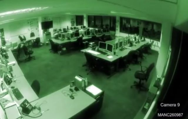 Office Ghost On 3 am
