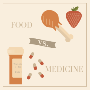 FOOD VS MEDICINE – Should Diet Changes Come Before Prescriptions?