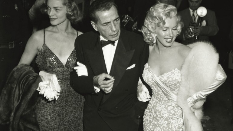 What the Media Isn't Telling You About Lauren Bacall and Bogart