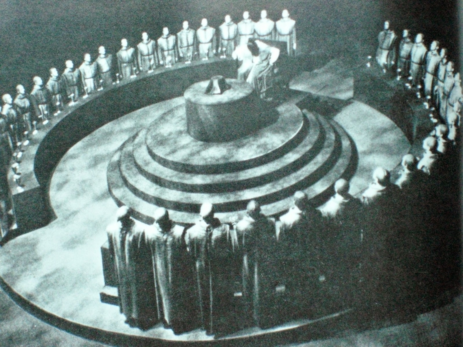 02 Satanic Ritual - Secret Society