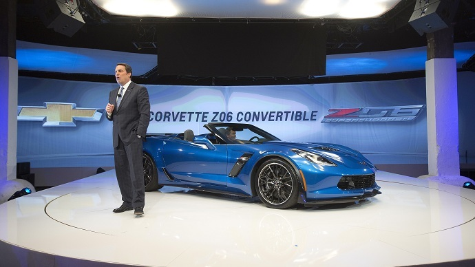 Little Spy Corvette: GM's New High-Tech Recorder Illegal in Many States