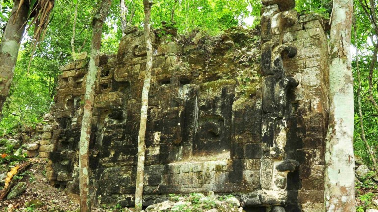 Ancient Maya Cities Found in Jungle
