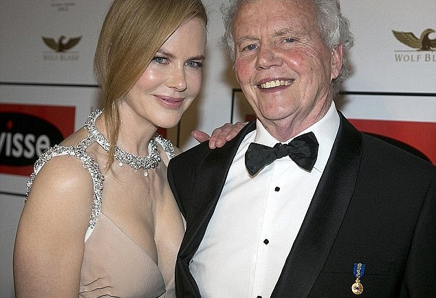 Nicole Kidman's Father Dies Amid Pedophile, Child Murder Ring Allegations