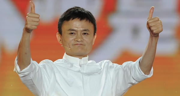 Alibaba CEO Jack Ma Says If You're Still Poor At 35, It Is Your Fault